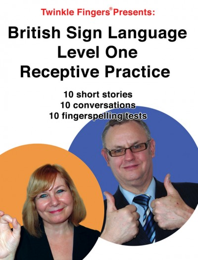 BSL Level One Receptive Practise